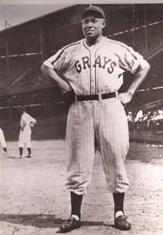 Buck Leonard....First baseman for Homestead Grays from 1934 to 1950. Elected to Baseball Hall of Fame in 1972 along with his teammate Josh Gibson. Leonard led the Negro Leagues in batting average in 1948 with a mark of .395.