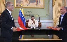 Gobierno firma acuerdo para construcción de Complejo Habitacional en Aragua - El Universal (Venezuela)