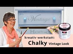 DIY : Schablone selber machen | Shabby Chic | How do I make a stencil - YouTube