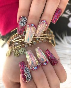 """5,325 Me gusta, 71 comentarios - Vanessa Gisselle Colón (@vanessa_nailz) en Instagram: """"Hey love Bugs I apologize I've been a Lil away from social media just been busy with the kids and…"""""""