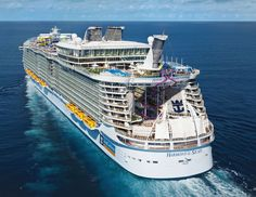 Royal Caribbean's newest and hottest cruise ship, Harmony of the Seas, is taking entertainment to a new level with all new shows and original productions.