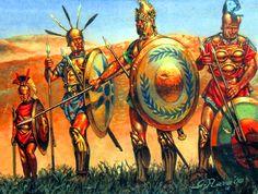 Italian allies of Rome, Punic War