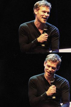 Excuse while I fawn over Joseph's shoulders/arms.