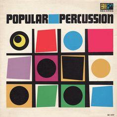 Unknown Artist - Popular Percussion (1961)