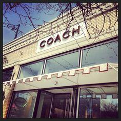 Coach at Easton Town Center