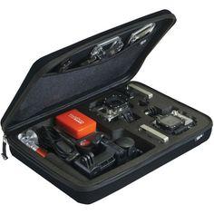 SP-Gadgets POV Case for GoPro Cameras (Large, Black) 52040 B&H