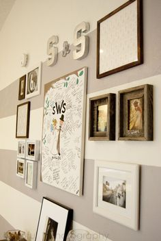Gallery Wall! #home #decor