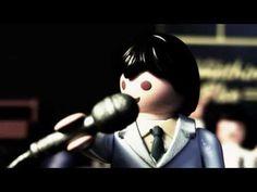 Playmobil Stop Motion - Joy Division - Transmission