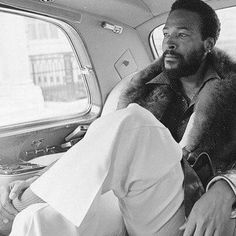 #Marvin Gaye. A time when music had meaning, purpose, and could invoke all sorts of emotions