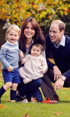 Kate Middleton and Prince William Release a New Royal Family Portrait Ahead of Christmas