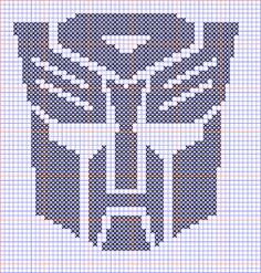 Don't Eat the Paste: Graph Comparison- Transformers in bead, knit and cross stitch charts