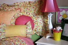 30 Second Mom - Elizabeth J. Traub: Use Child's Crib Bedding as Design Upgrade In Kid's Room