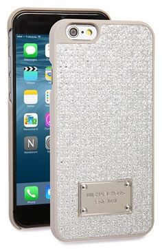 MICHAEL Michael Kors Crystal iPhone 6 & 6s Case available at #Nordstrom