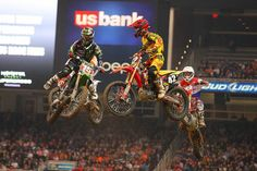 K & N Signs TUF Racing and Vince Freise For 2013 East Coast AMA Supercross Season