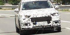 Audi Q7 Test Mule