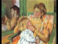 A 168 años del nacimiento de la pintora impresionista Mary Cassatt (Pennsylvania, 22 de mayo de 1844)