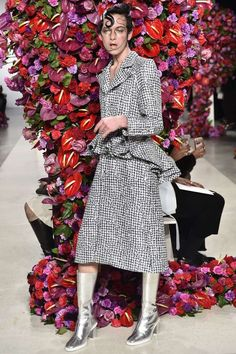 Male Fashion Trends: Palomo Spain Fall-Winter 2017 - New York Fashion Week Men's