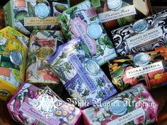 Soaps and Sundries at White Magick Alchemy
