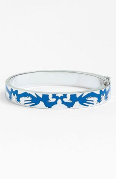 Givenchy 'Wavecrest' Hinged Bangle available at #Nordstrom