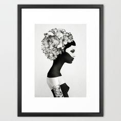 Marianna Framed Art Print