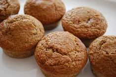 Muffins de Salvado, Miel y PasitasMenudiando | Menudiando