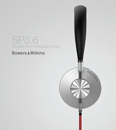 SP3.6 Headphones on Behance
