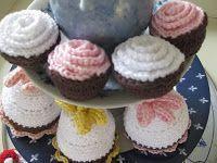 Stijl en zoooo!: Patroon van de cupcake,