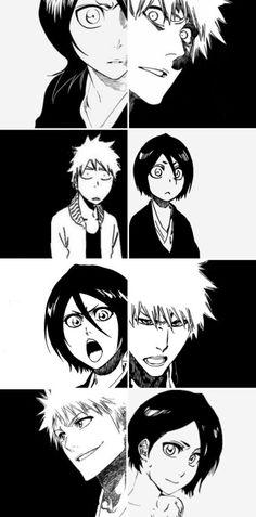 Ichigo x Rukia