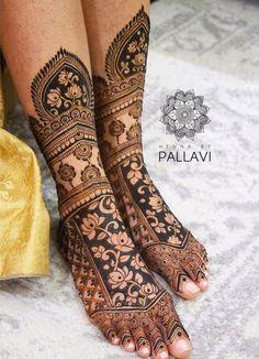 Leg Mehndi, Legs Mehndi Design, Modern Mehndi Designs, Dulhan Mehndi Designs, Mehndi Designs For Hands, Mehandi Designs, Henna Mehndi, Latest Bridal Mehndi Designs, Wedding Mehndi Designs