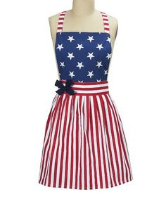 You could wear this while you prepare your Lundberg Rice dishes for the 4th of July!
