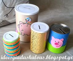 Crafts For Kids, Arts And Crafts, Diy Crafts, Autumn Crafts, Bible Crafts, Girl Guides, Infant Activities, Piggy Bank, Pillar Candles