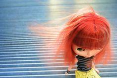 fiery redhead #blythe #doll
