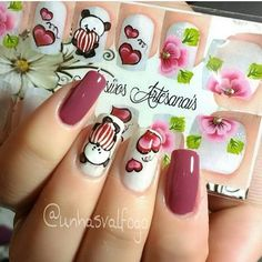 Sim, Nails, Beauty, Instagram, Followers, Colors, Ongles, Finger Nails, Sns Nails