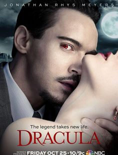 Dracula @ NBC,  νέο promo poster με τον Jonathan Rhys Meyers