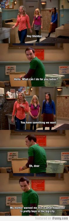 Hey Sheldon. Hello, What Can I Do For You...