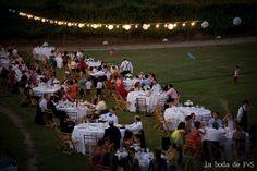 La boda de P + S: Una boda campestre en Portugal