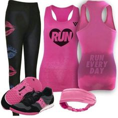 Running gear ♥ it