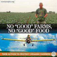 DEADLINE TOMORROW: We Need Your Voice In Defense Of Our Safest Farms And Food. More Here: http://www.cornucopia.org/2013/11/action-alert-proxy-heres-way-amplify-voice-defense-safest-farmsfood