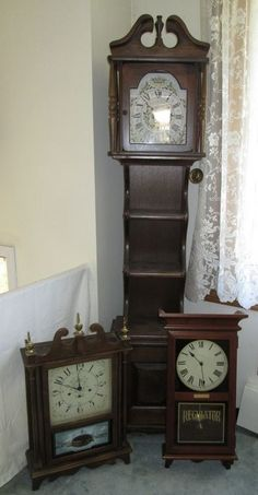 Item 1 Modern Colonial Molyneux Grandfather Clock