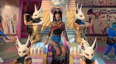Katy Perry, Ancient Egypt Fashion, Ancient Egypt Civilization, Egyptian Kings And Queens, Christian Rappers, Egyptian Tattoo, Egyptian Symbols, Original Song, Cultura Pop
