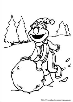 elmo coloring pages printable elmo coloring pages printable