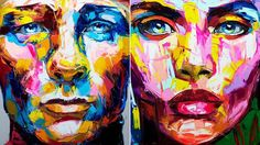 Spectacular Luminous Portraits That Will Dazzle Your Eyeballs image