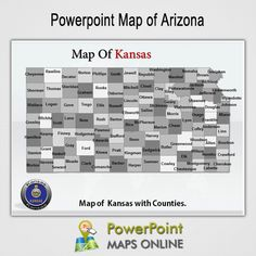 High Quality, Intuitive & Realistic PowerPoint Maps