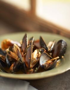 chili mussels