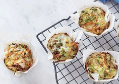 These portable energy-revving Clean Egg Muffins are great to make in advance and use throughout the week!