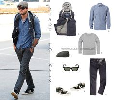 Get the look of Ryan Reynolds