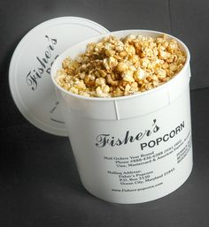 Fisher's Popcorn, Ocean City, Md.