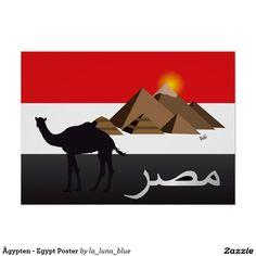 Ägypten - Egypt Poster