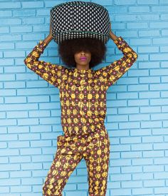 Africa-inspired Fashion & Lifestyle: Home Decor by LLULO