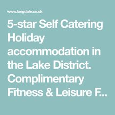 Self Catering Holiday accommodation in the Lake District. Complimentary Fitness & Leisure Facilities, Bars & Restaurant, the exclusive Brimstone Spa. Weekends Away Uk, Lake District Holidays, Holiday Insurance, Spa Therapy, Star Family, Indoor Swimming Pools, Holiday Accommodation, Hotel Spa, Restaurant Bar